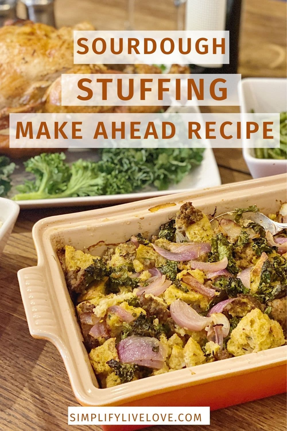 sourdough stuffing
